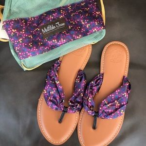 Matilda Jane Toes in the Sand Sandals